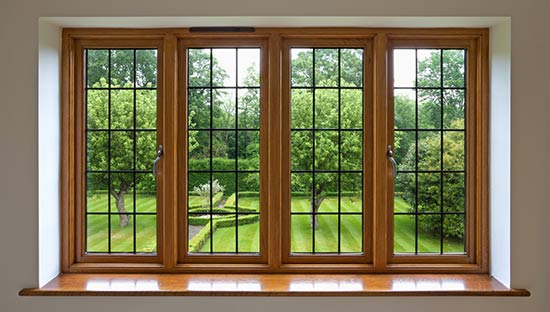 wood-window-frame-cedar rapids