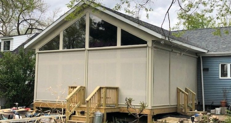 Sunroom company cedar rapids - legacy home improvements